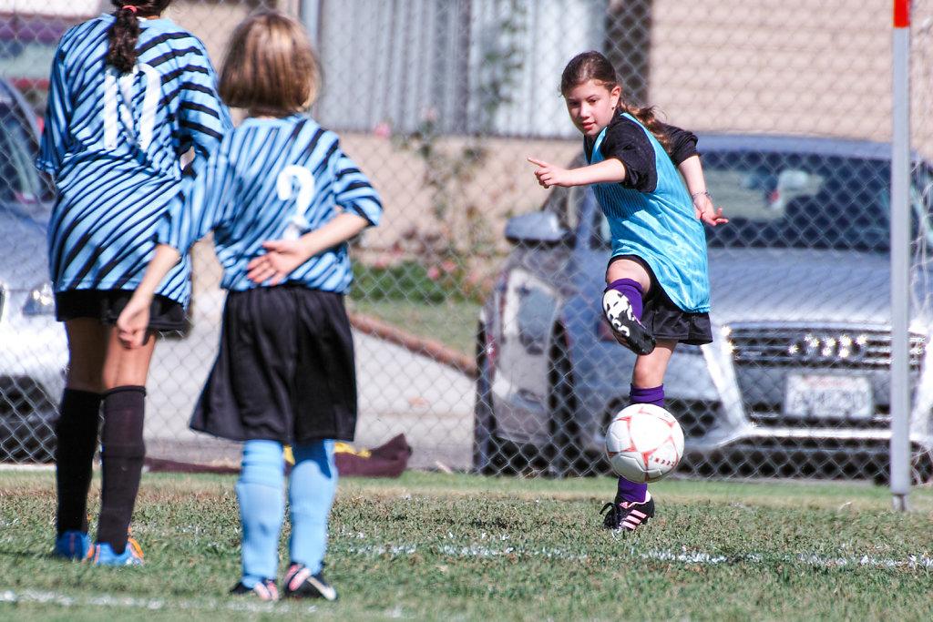 2014 Girls U10 Soccer