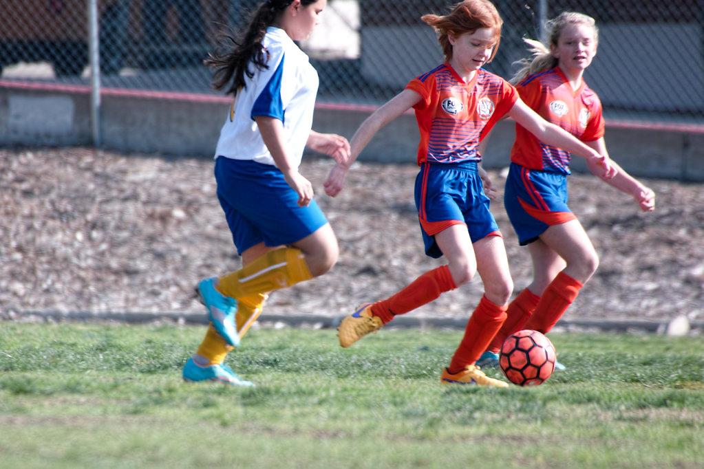 2016 Girls U12 Soccer