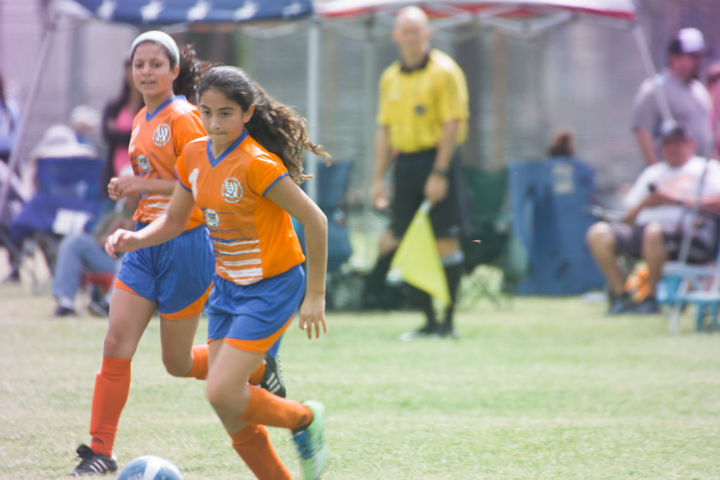 2017 Girls U12 Spring Cup