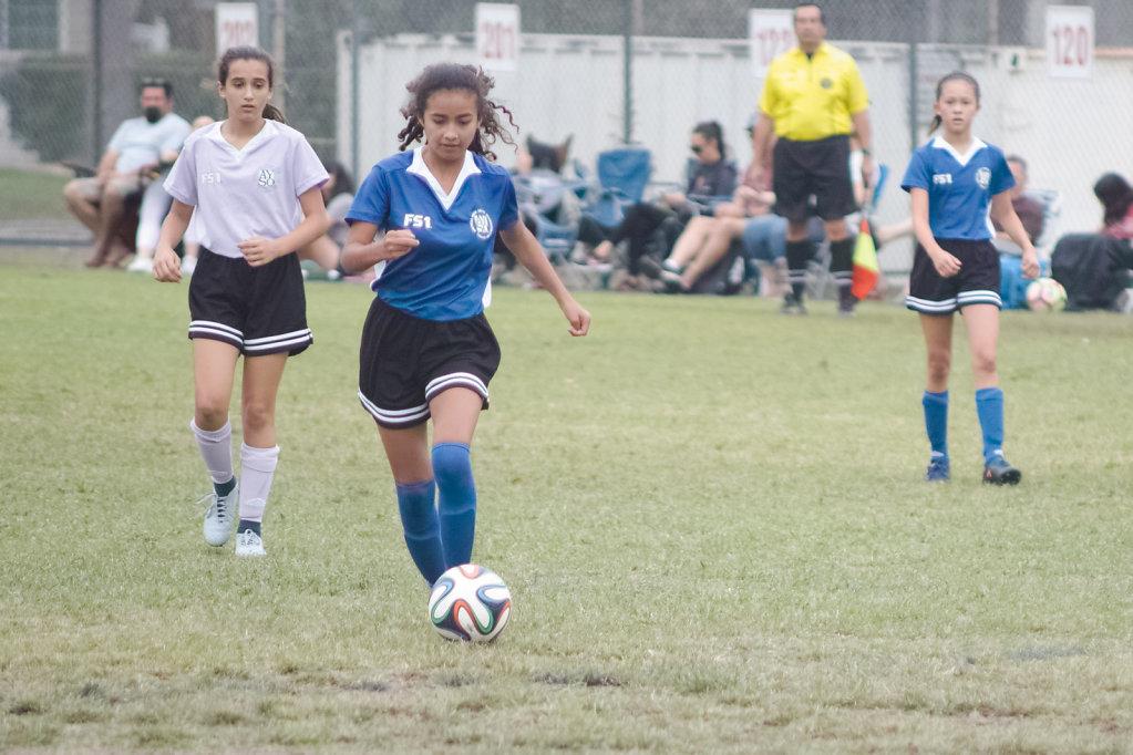 2017 Girls U14 Soccer